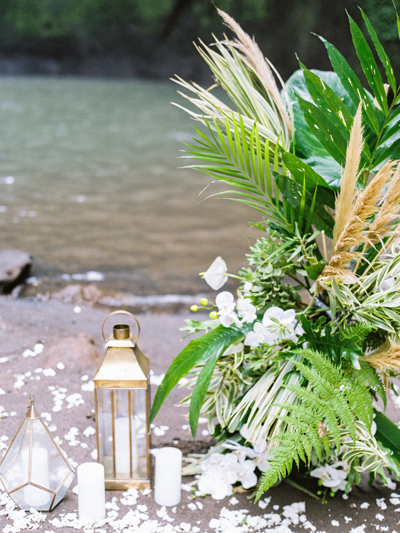 E&D: Tibumana Waterfall Bali Elopement 6