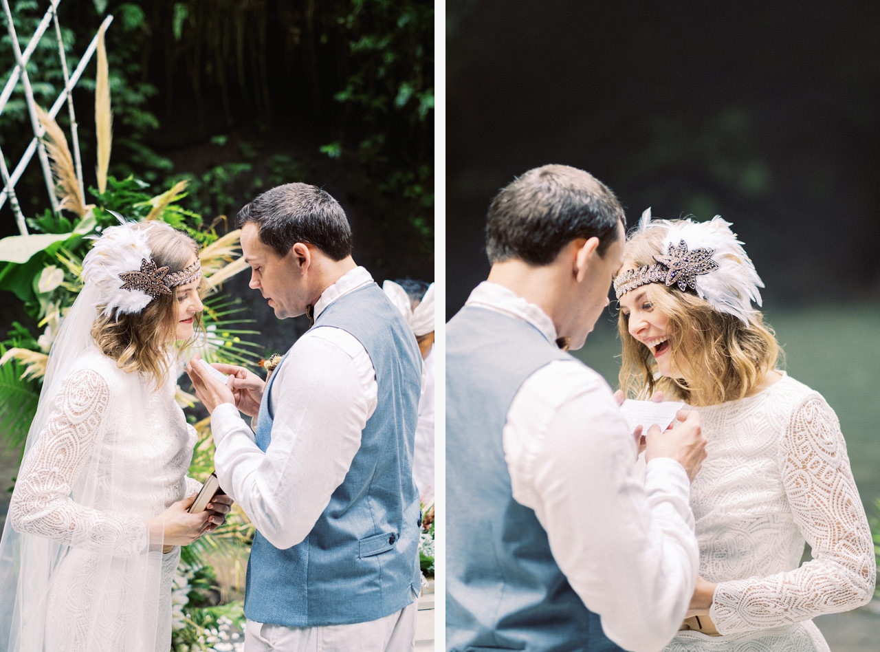E&D: Tibumana Waterfall Bali Elopement 22