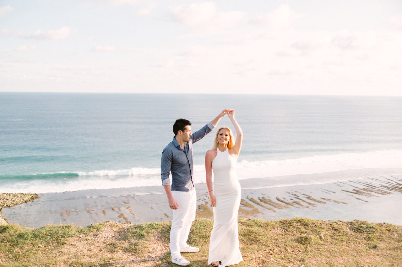 Elhana & Edin: Newlywed Honeymoon Photography In Bali 6