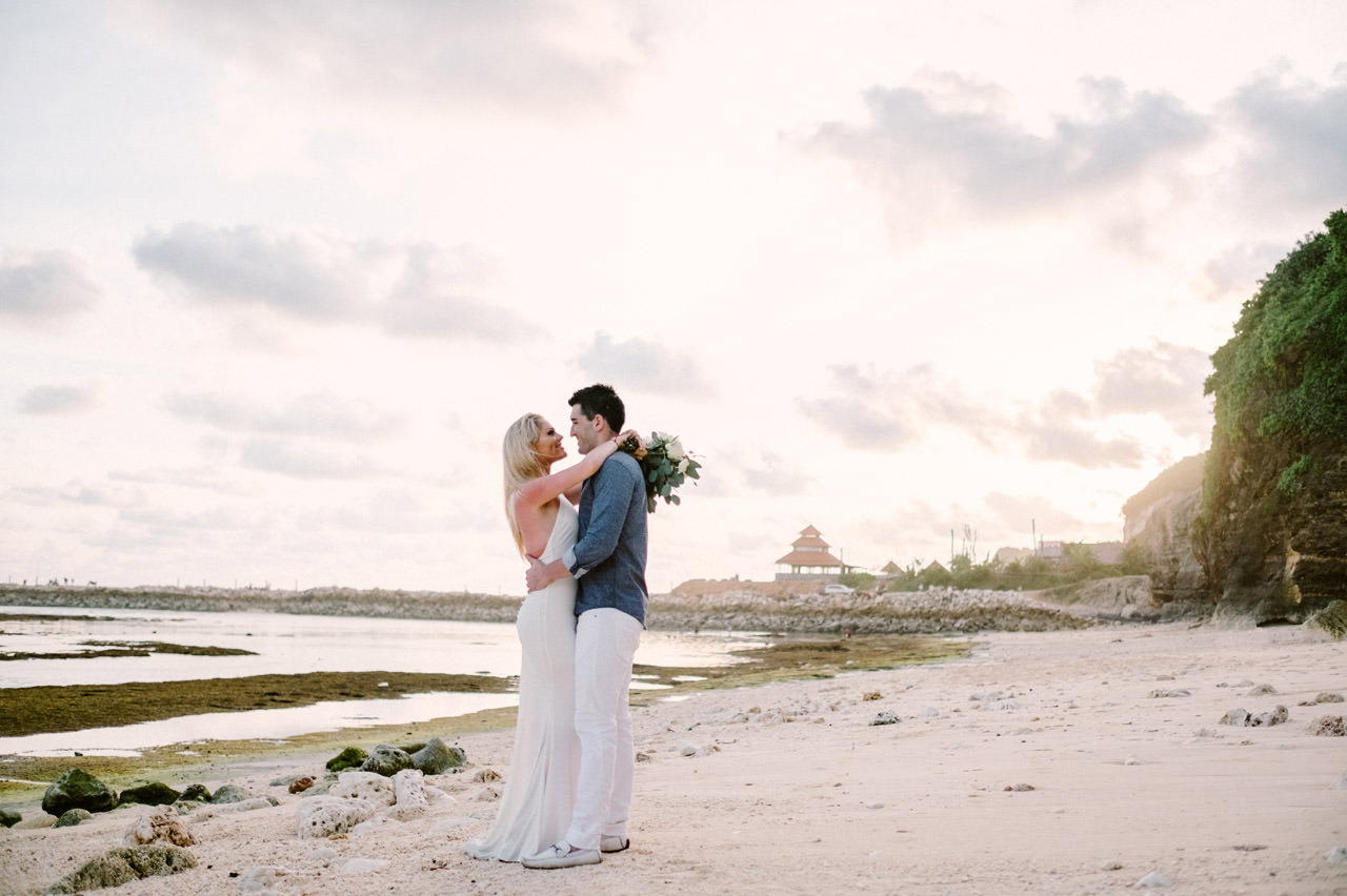 Elhana & Edin: Newlywed Honeymoon Photography In Bali 13