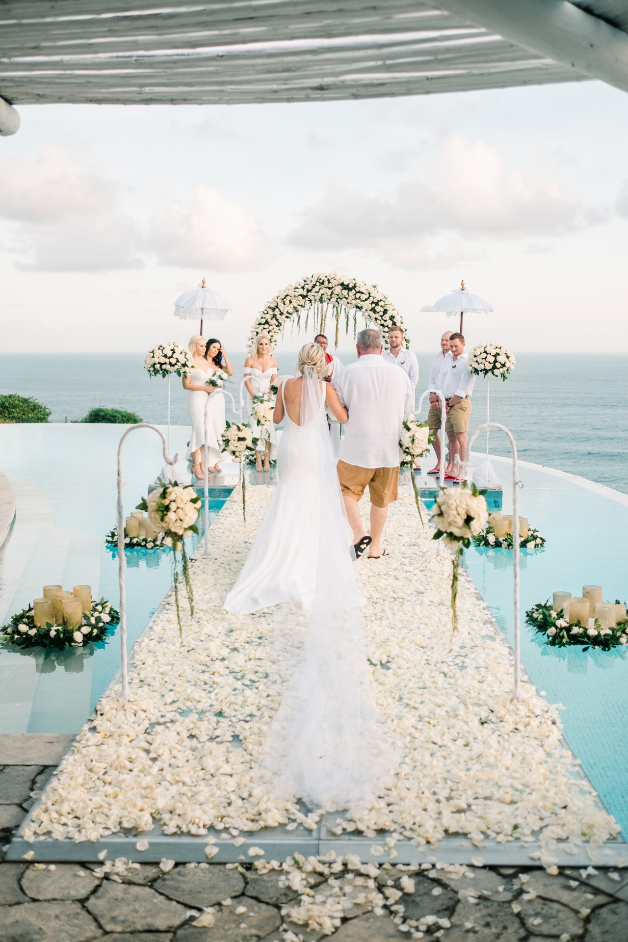 E&E: Destination Bali Wedding at Karma Kandara 15
