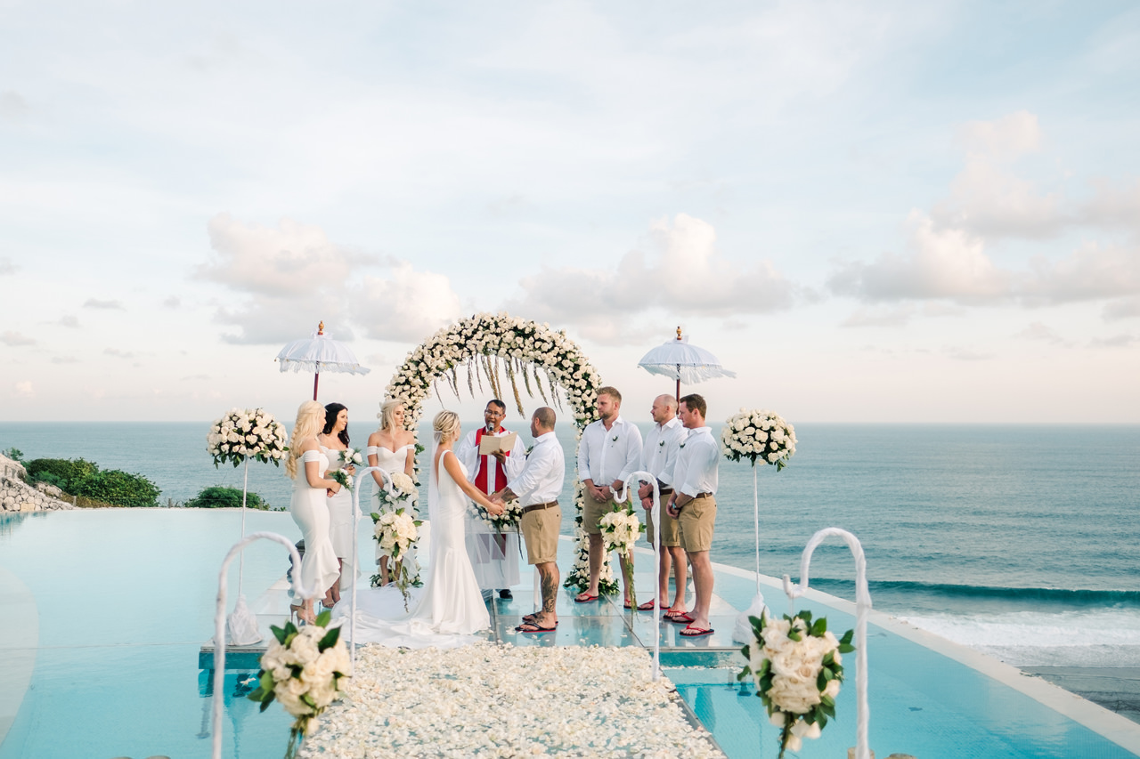 E&E: Destination Bali Wedding at Karma Kandara 16