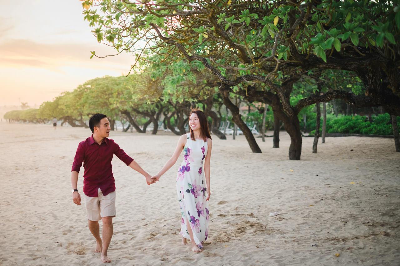 Eugene & Joanne: Bali Surprise Proposal 4