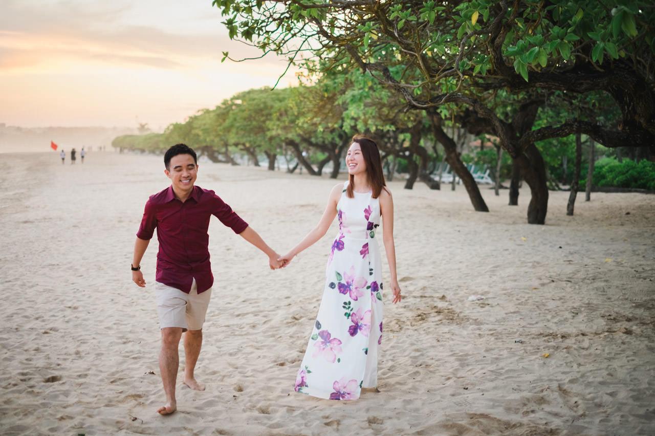 Eugene & Joanne: Bali Surprise Proposal 5