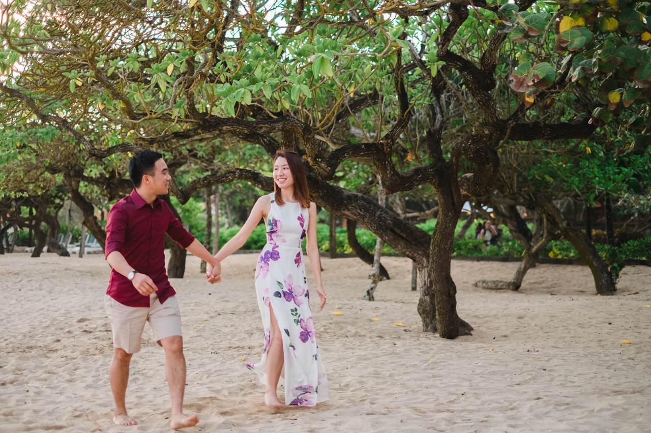 Eugene & Joanne: Bali Surprise Proposal 6