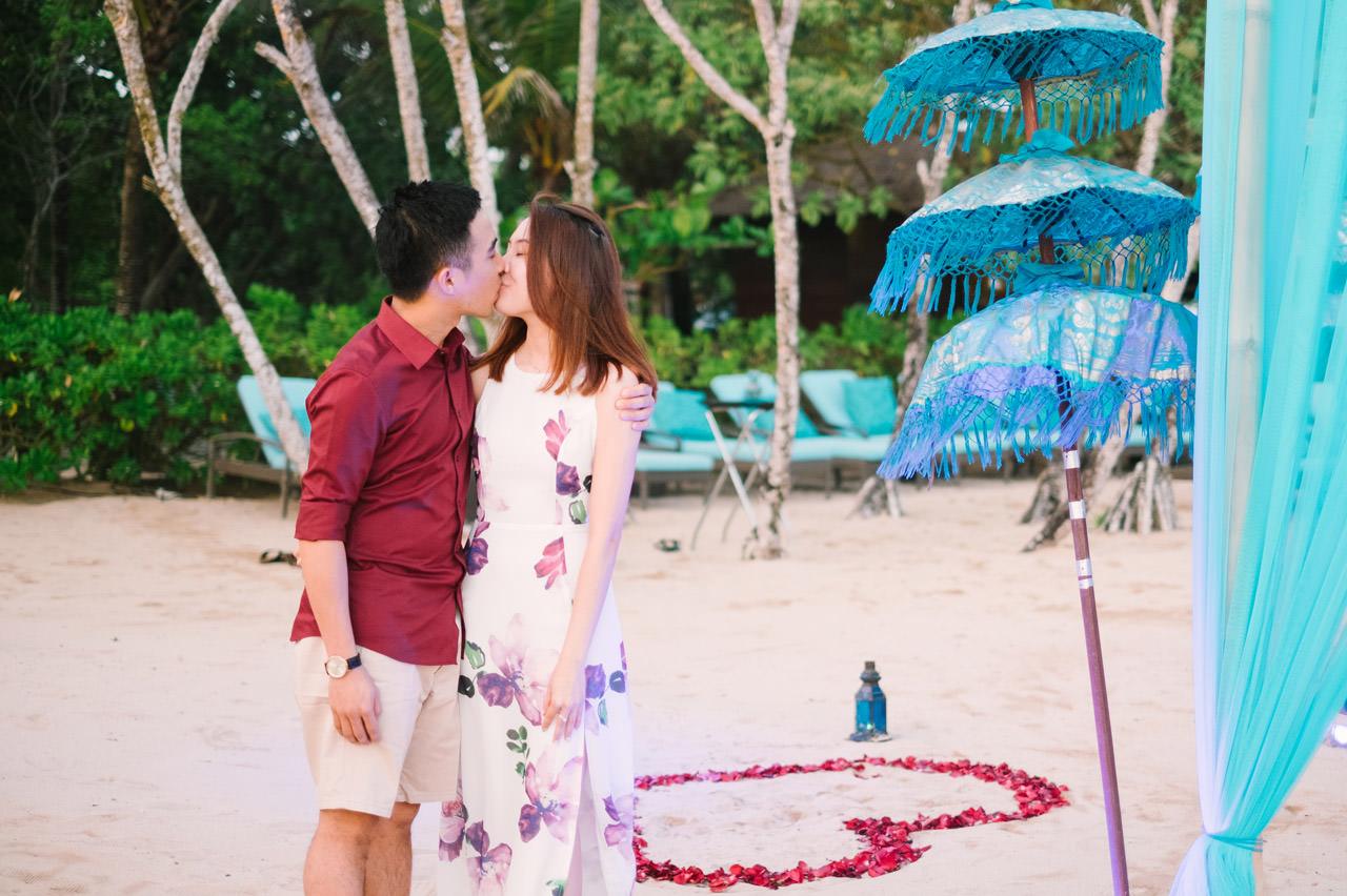 Eugene & Joanne: Bali Surprise Proposal 7
