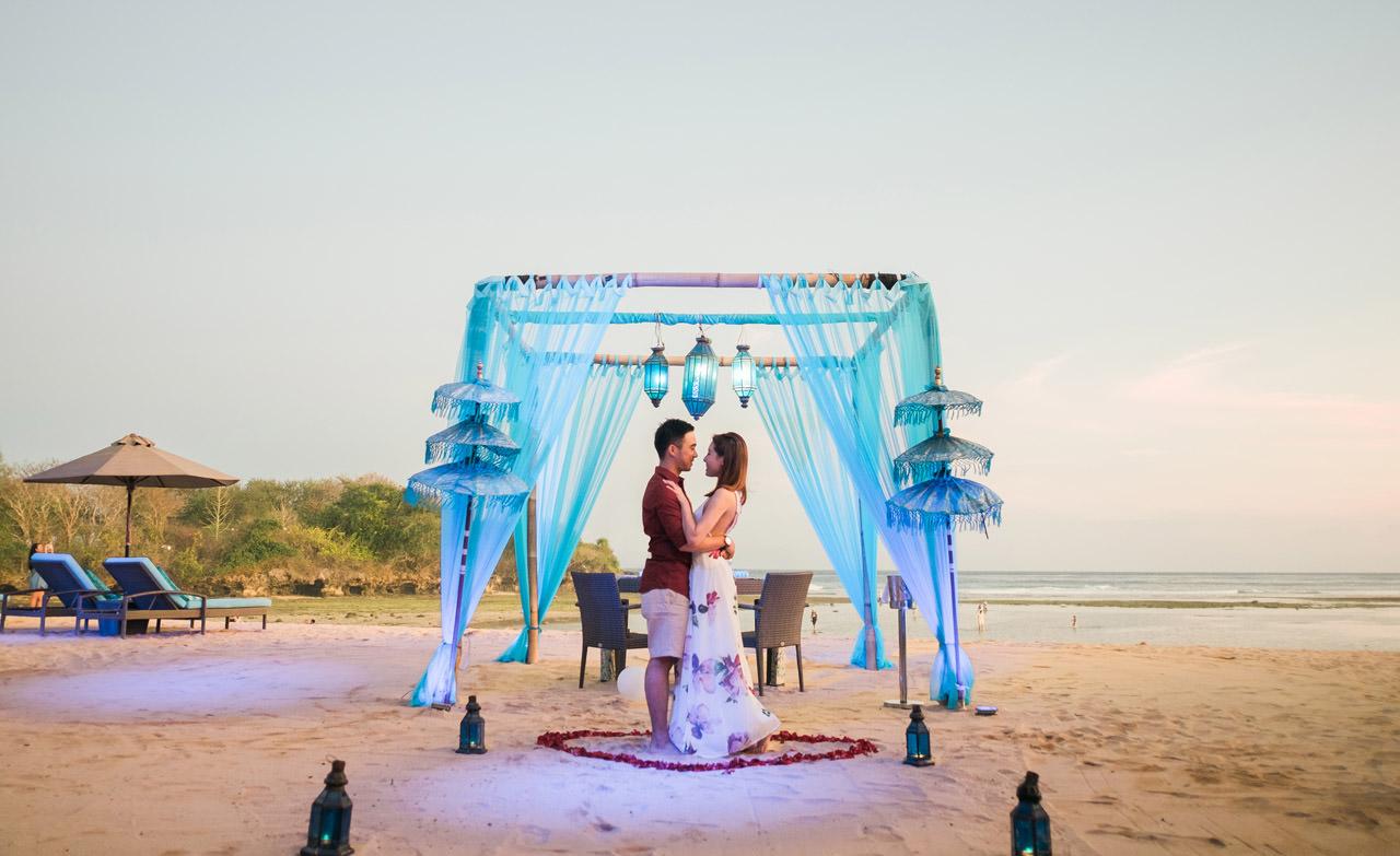 Eugene & Joanne: Bali Surprise Proposal 8