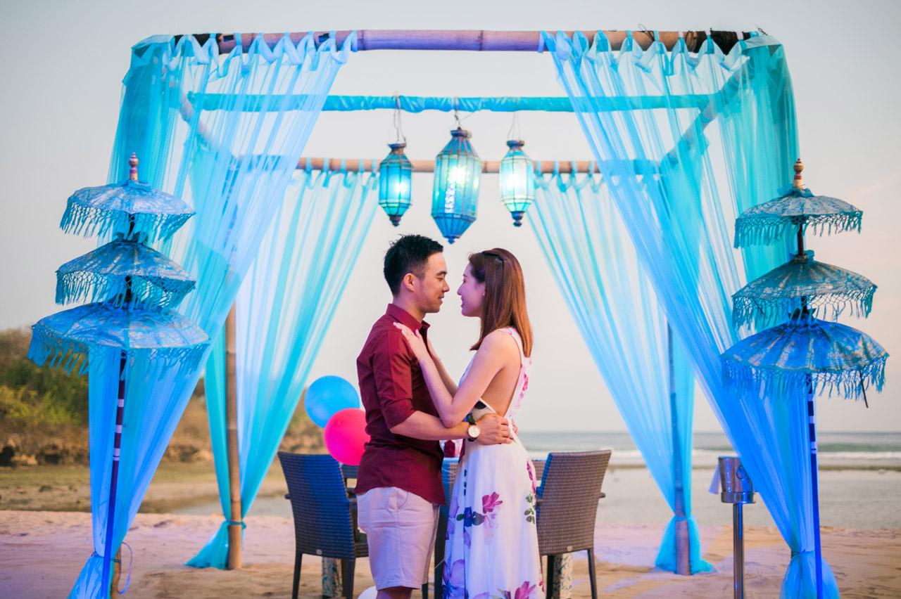 Eugene & Joanne: Bali Surprise Proposal 9