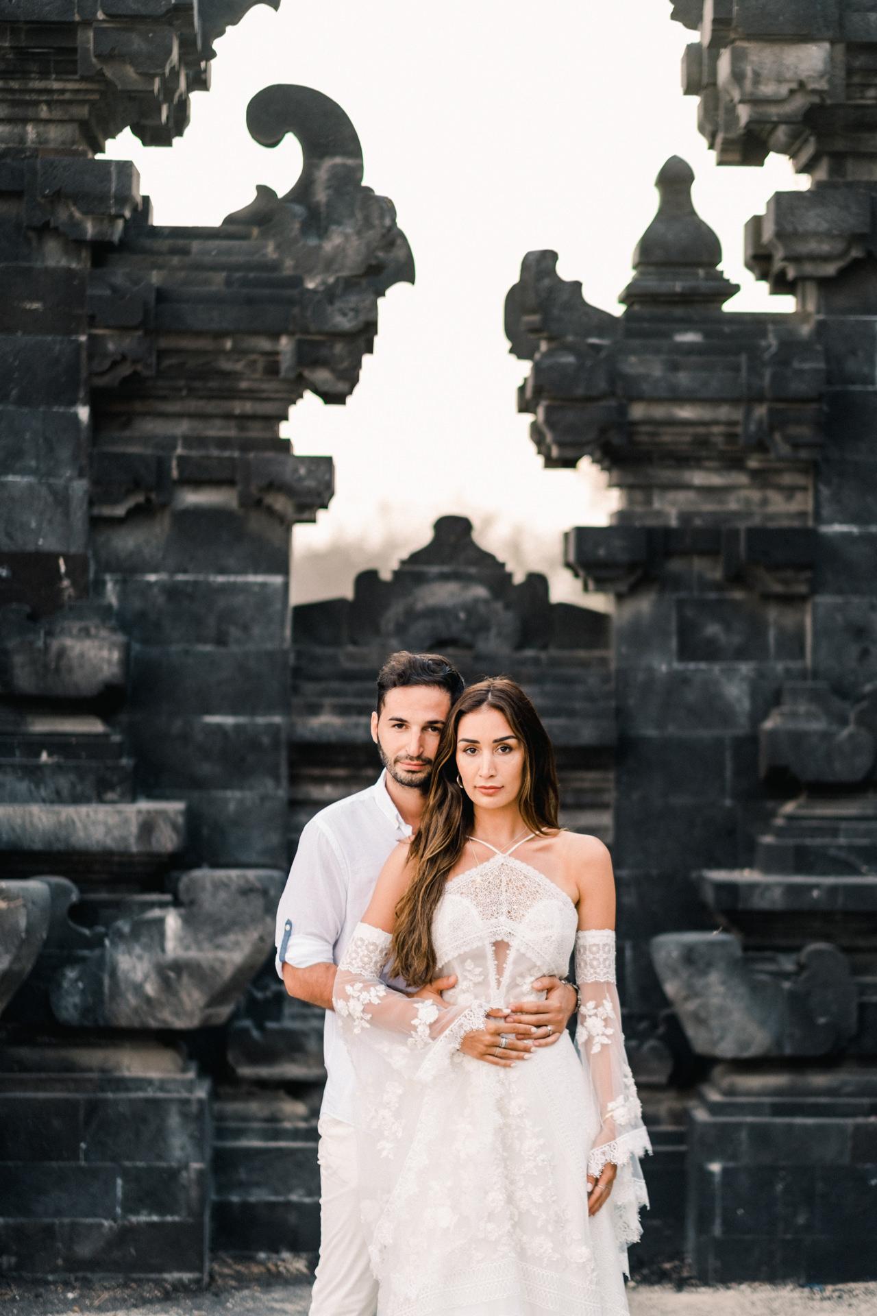 E&S: Romantic Bali Honeymoon Photography 16