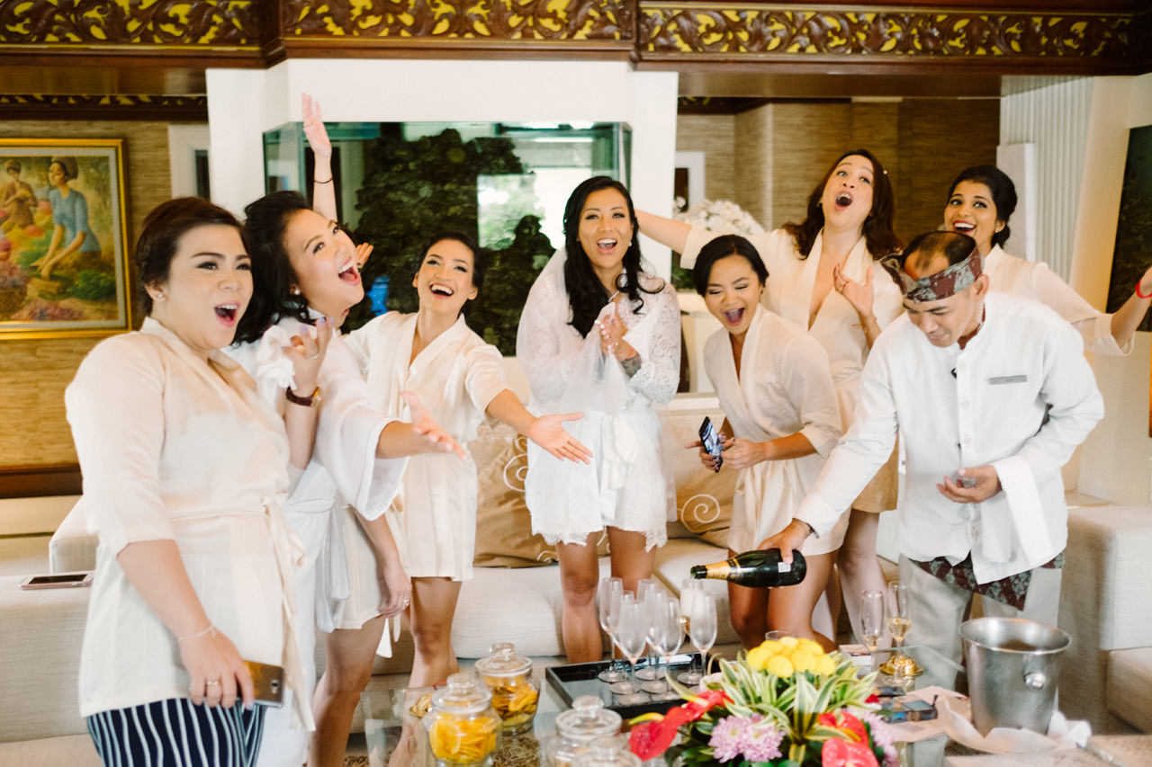 E&T: Beachside Multicultural Bali Wedding Photography 15