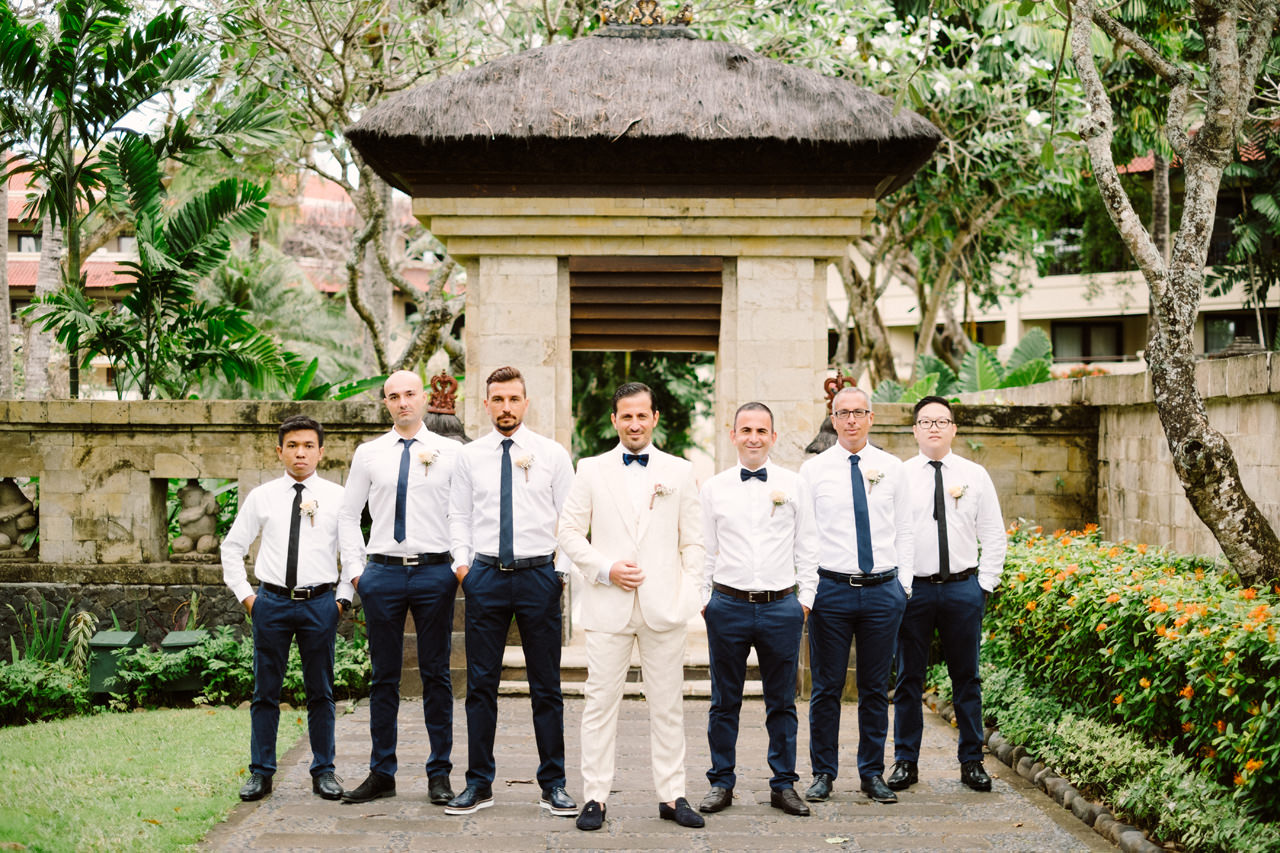 E&T: Beachside Multicultural Bali Wedding Photography 18