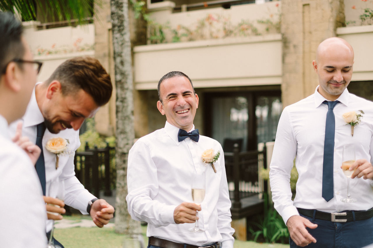 E&T: Beachside Multicultural Bali Wedding Photography 19