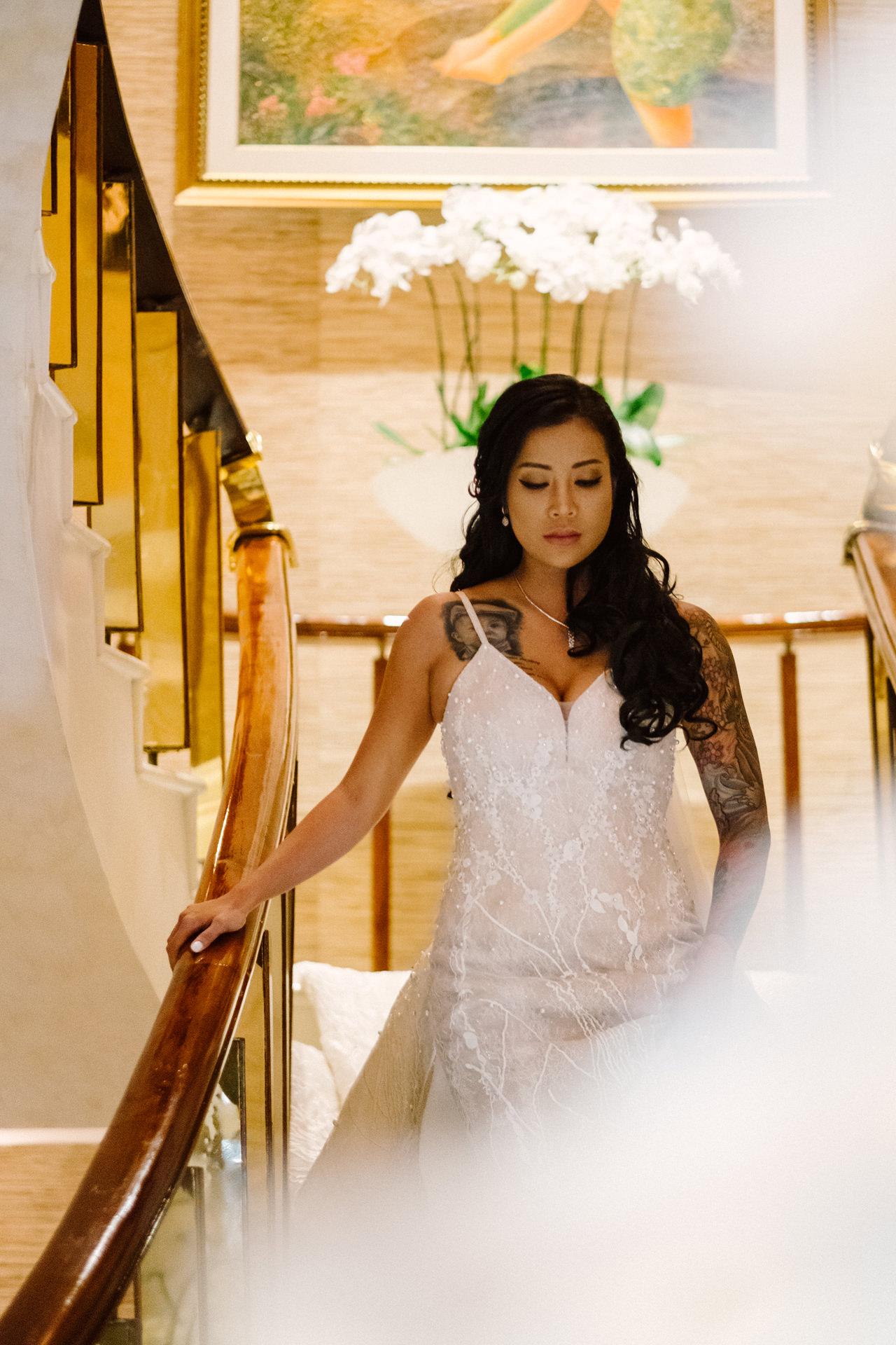 E&T: Beachside Multicultural Bali Wedding Photography 21
