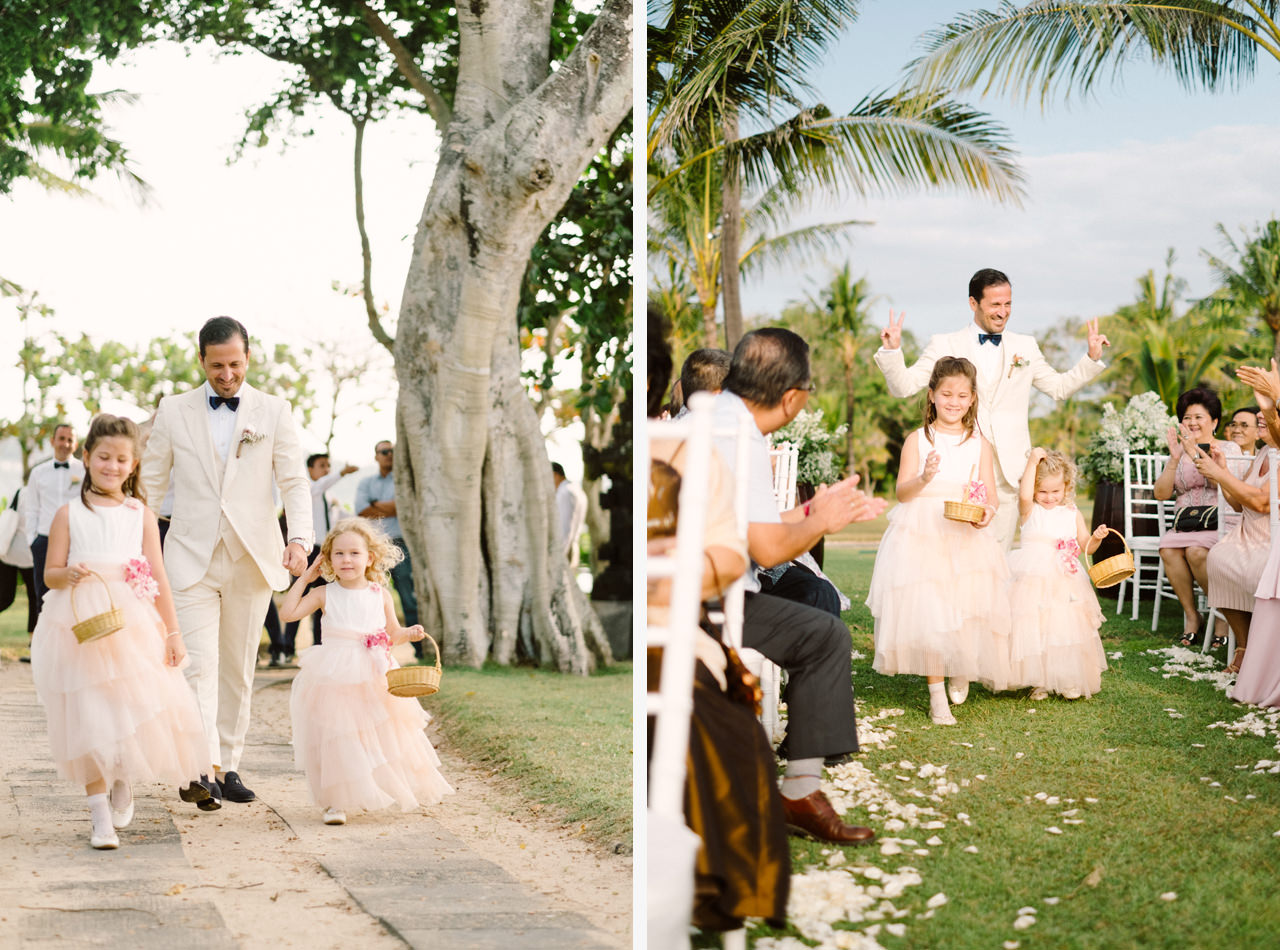 E&T: Beachside Multicultural Bali Wedding Photography 24