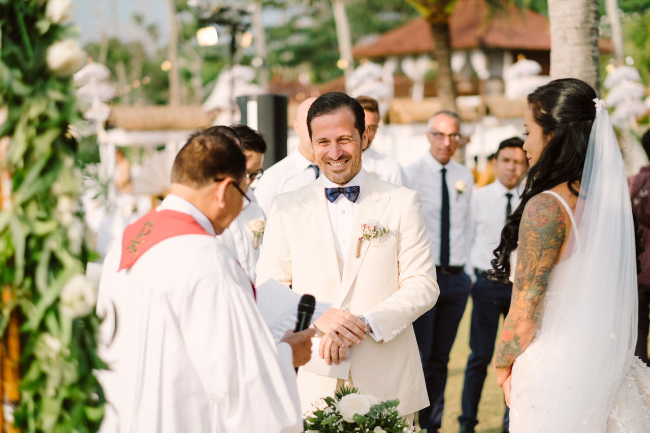 E&T: Beachside Multicultural Bali Wedding Photography 28