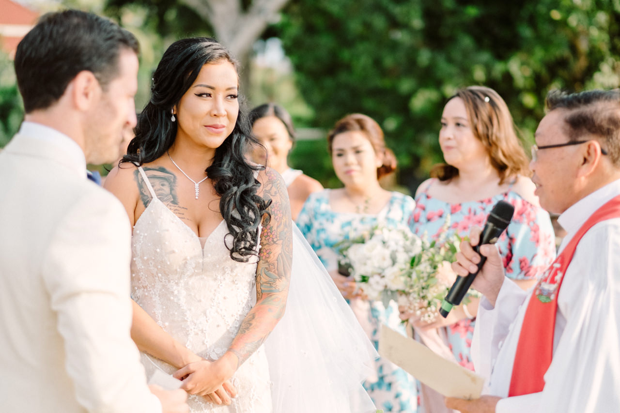 E&T: Beachside Multicultural Bali Wedding Photography 29