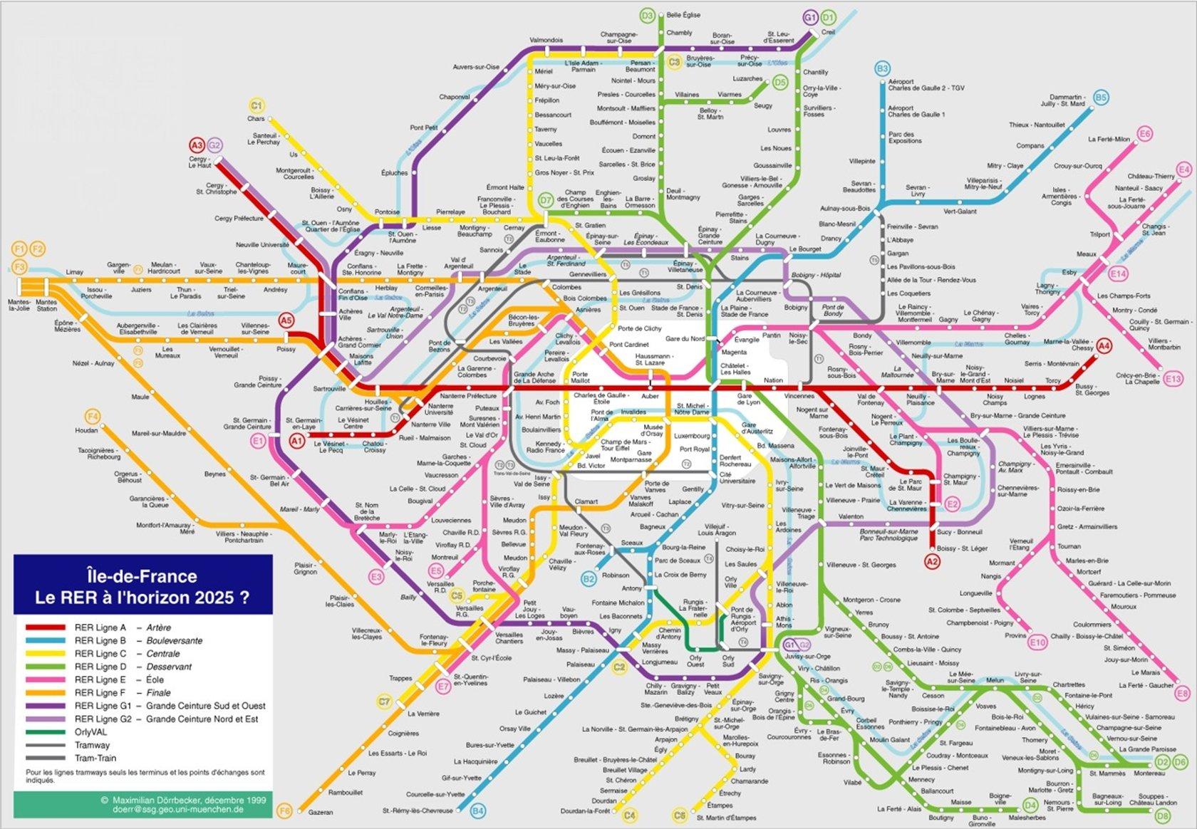 Euro Trip Metro