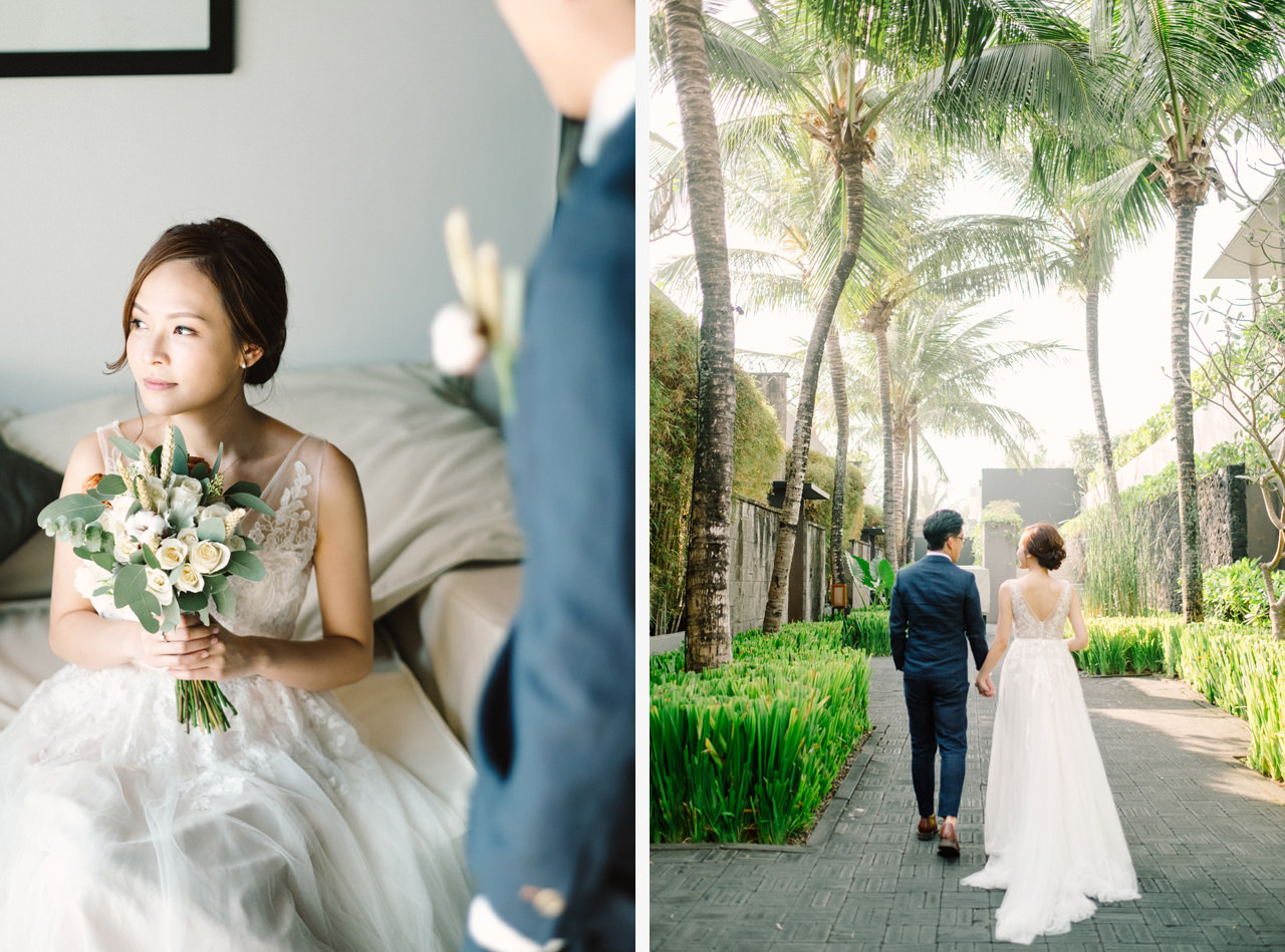 E&W: Oceanside Elopement Photography at Soori Bali 8