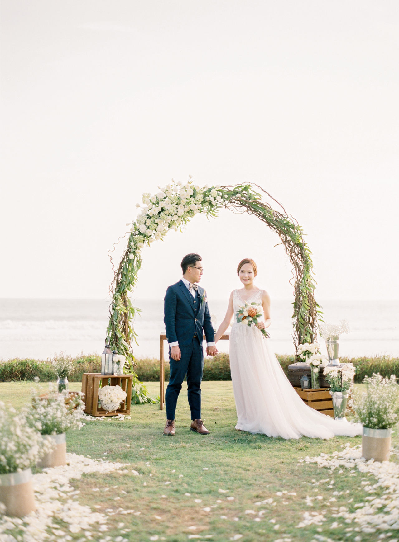E&W: Oceanside Elopement Photography at Soori Bali 13
