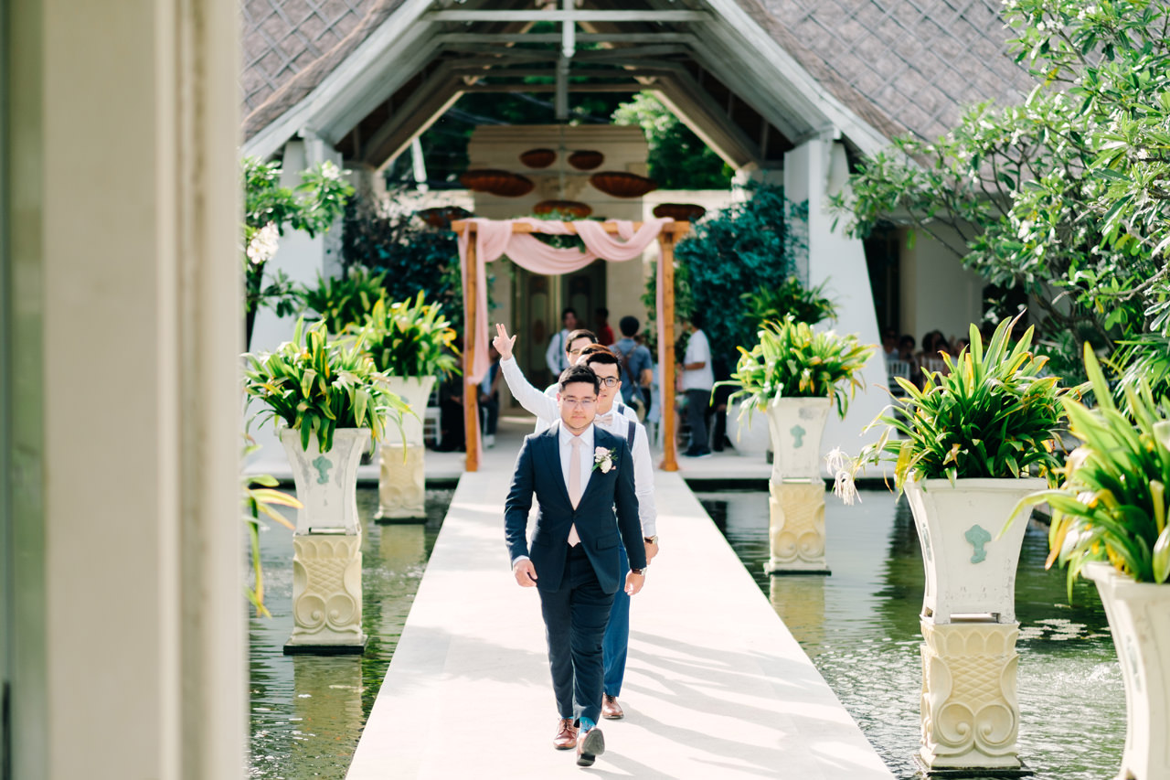 E&Z: A Beach Inspired Bali Destination Wedding in Jimbaran Bay 24
