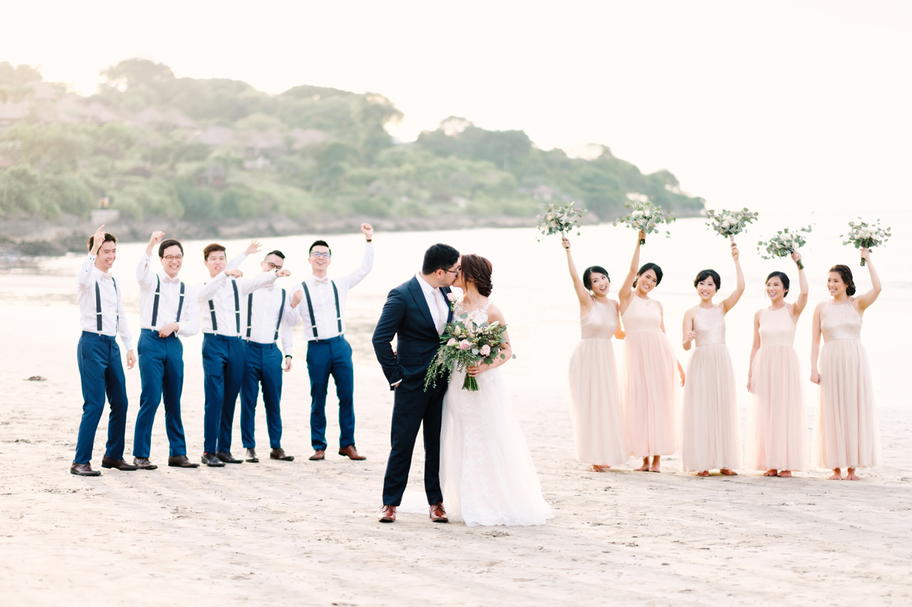 E&Z: A Beach Inspired Bali Destination Wedding in Jimbaran Bay 28