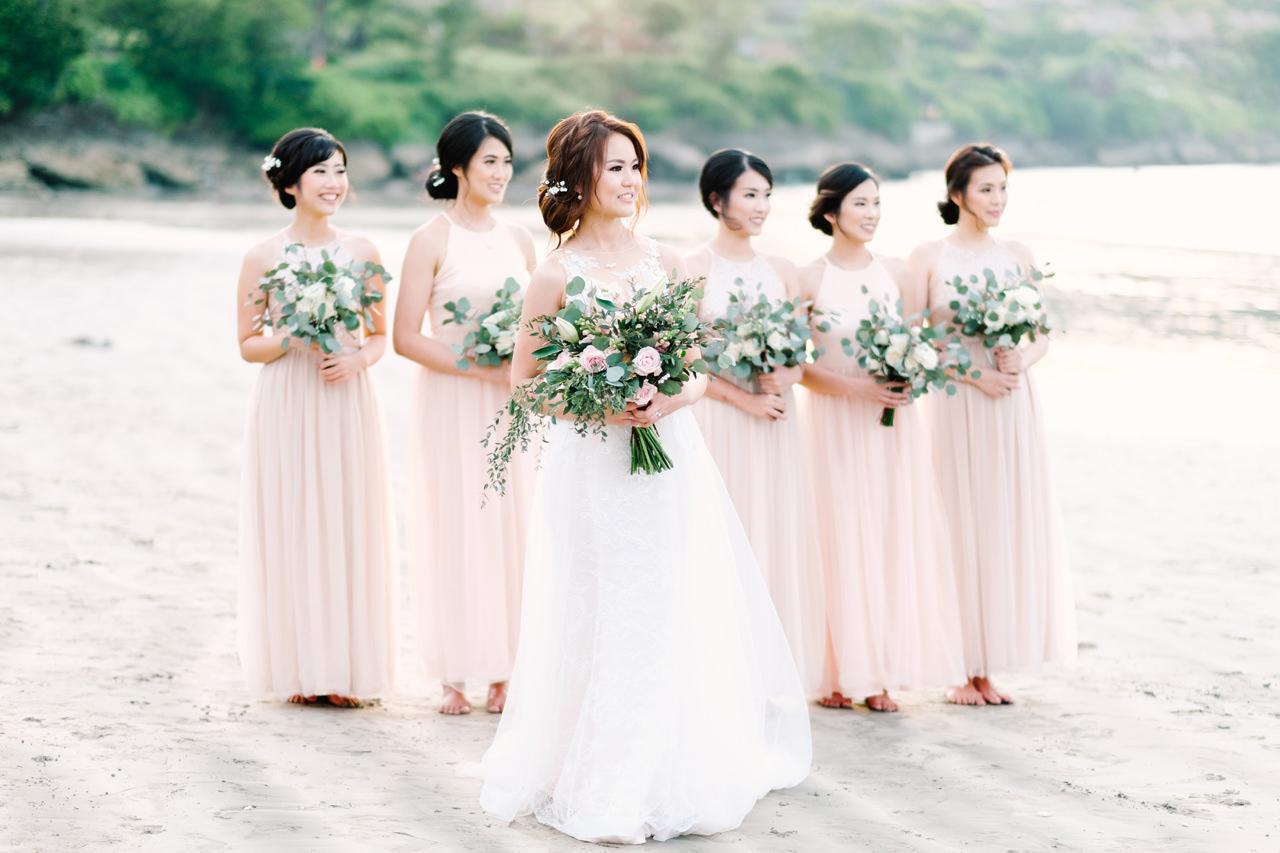 E&Z: A Beach Inspired Bali Destination Wedding in Jimbaran Bay 30