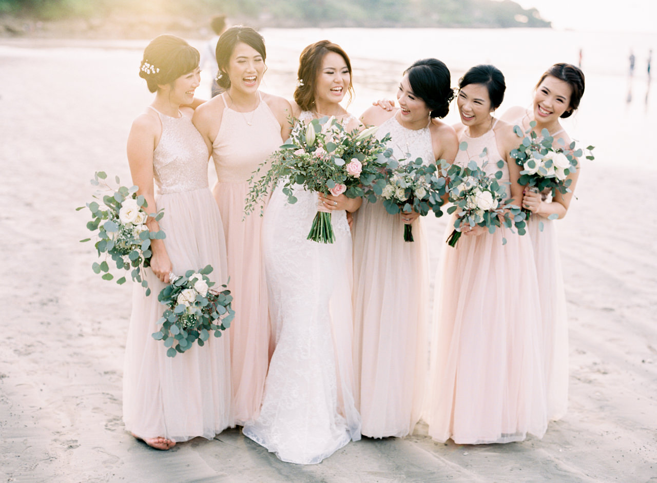 E&Z: A Beach Inspired Bali Destination Wedding in Jimbaran Bay 31