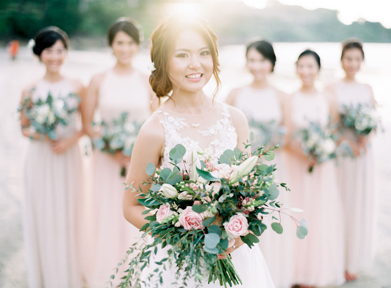 E&Z: A Beach Inspired Bali Destination Wedding in Jimbaran Bay 32
