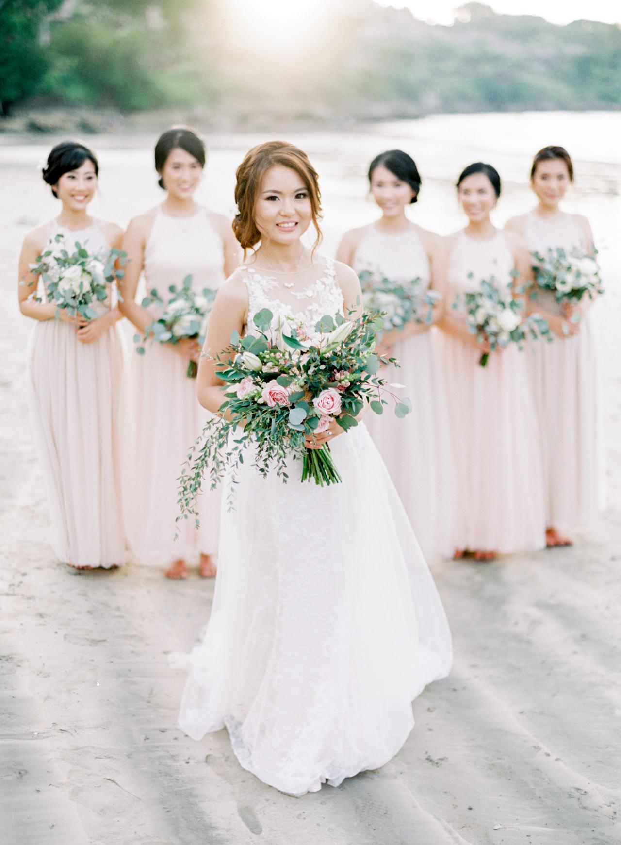 E&Z: A Beach Inspired Bali Destination Wedding in Jimbaran Bay 33