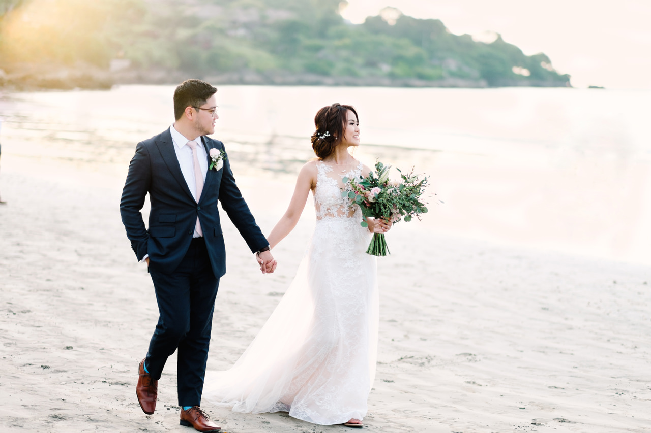 E&Z: A Beach Inspired Bali Destination Wedding in Jimbaran Bay 34