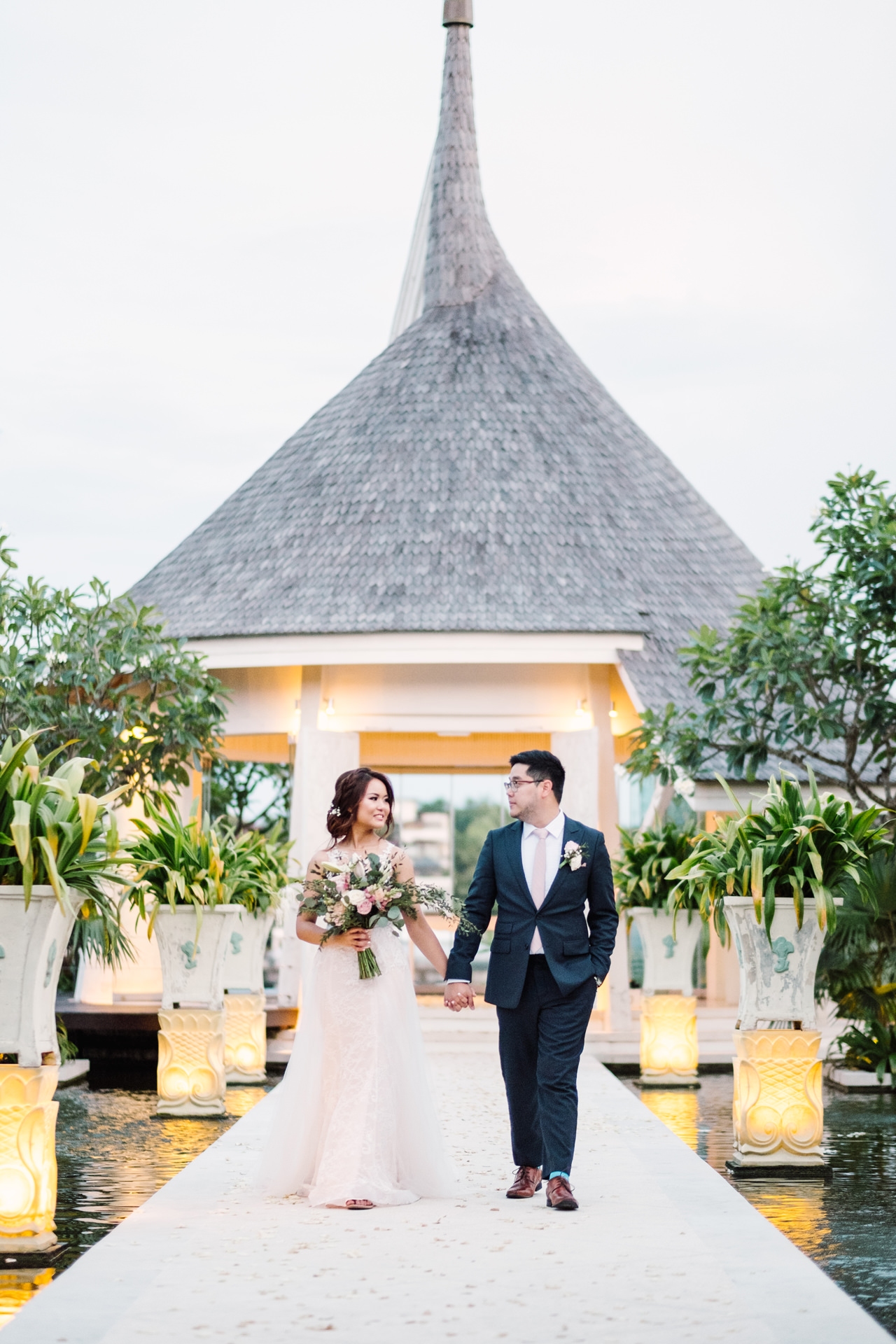 E&Z: A Beach Inspired Bali Destination Wedding in Jimbaran Bay 41