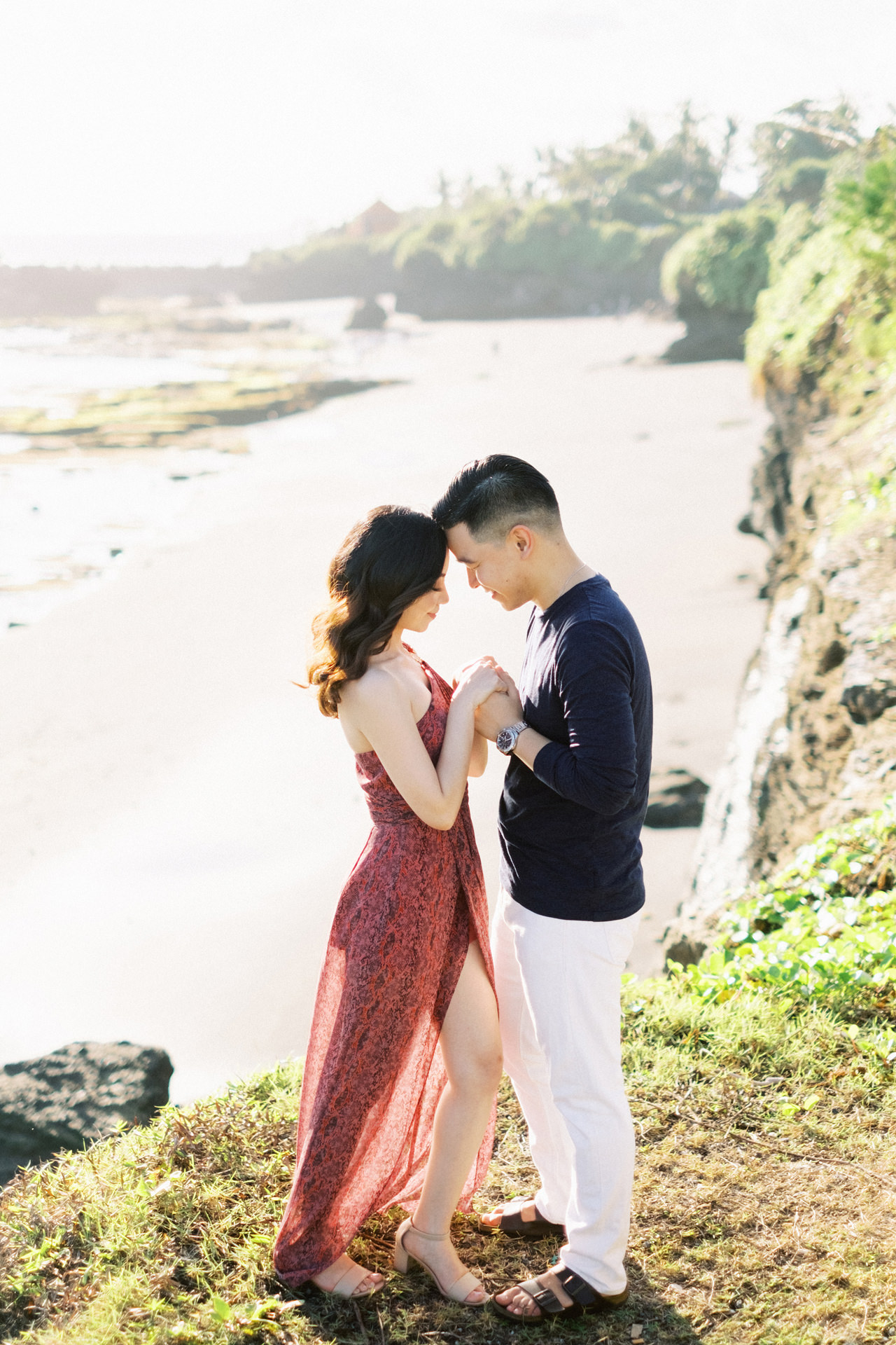 F&C: Warm and Romantic Couple Shoot in Canggu 1