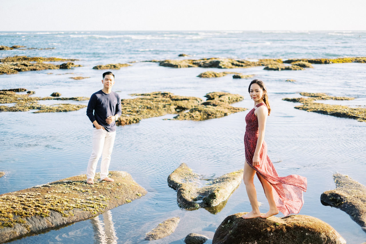 F&C: Warm and Romantic Couple Shoot in Canggu 3