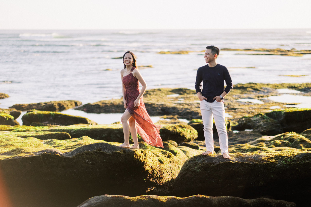 F&C: Warm and Romantic Couple Shoot in Canggu 5