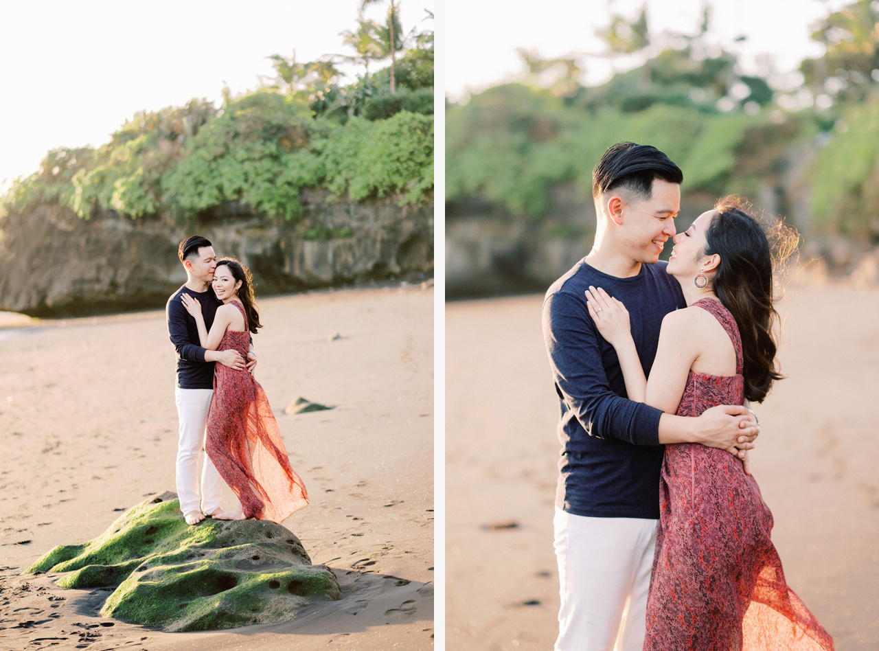 F&C: Warm and Romantic Couple Shoot in Canggu 8