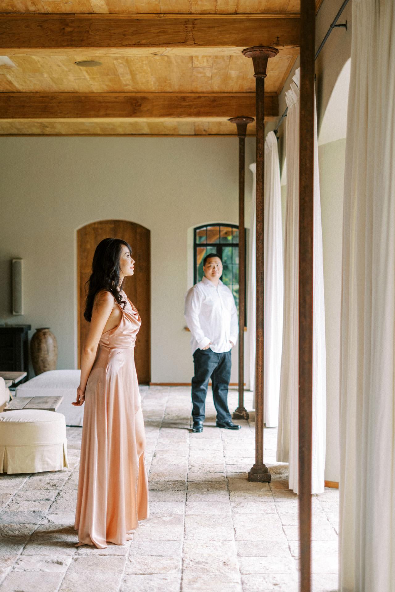 Couple Photoshoot at Kemilau Umalas - European Style Villa in Bali 20