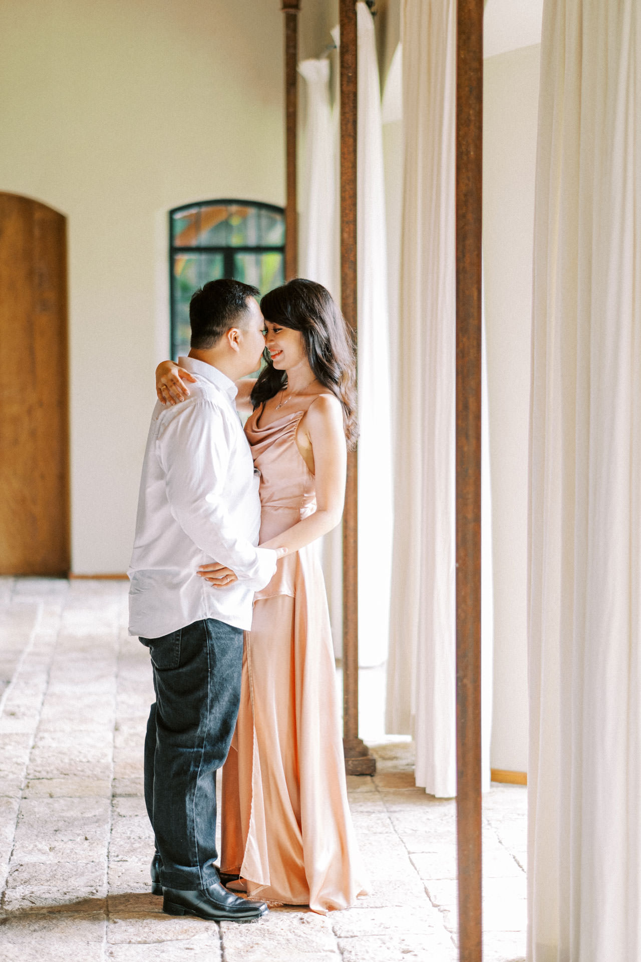 Couple Photoshoot at Kemilau Umalas - European Style Villa in Bali 24