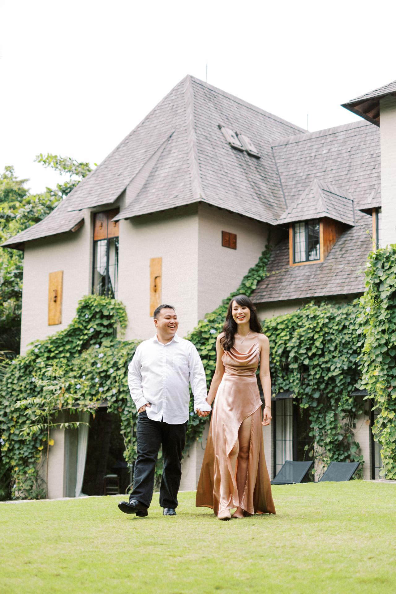 Couple Photoshoot at Kemilau Umalas - European Style Villa in Bali 26