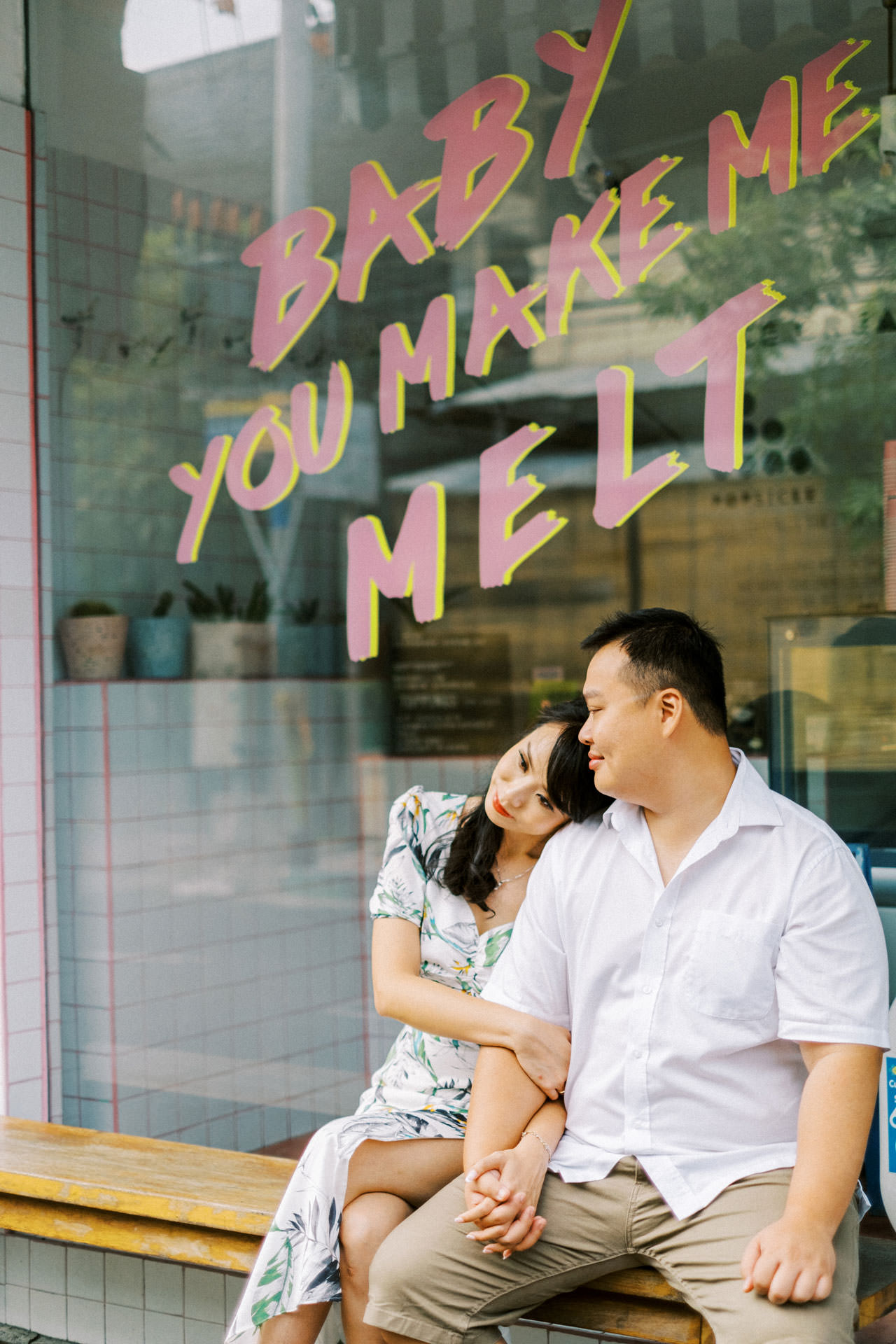 Seminyak Bali Couple Photoshoot 34