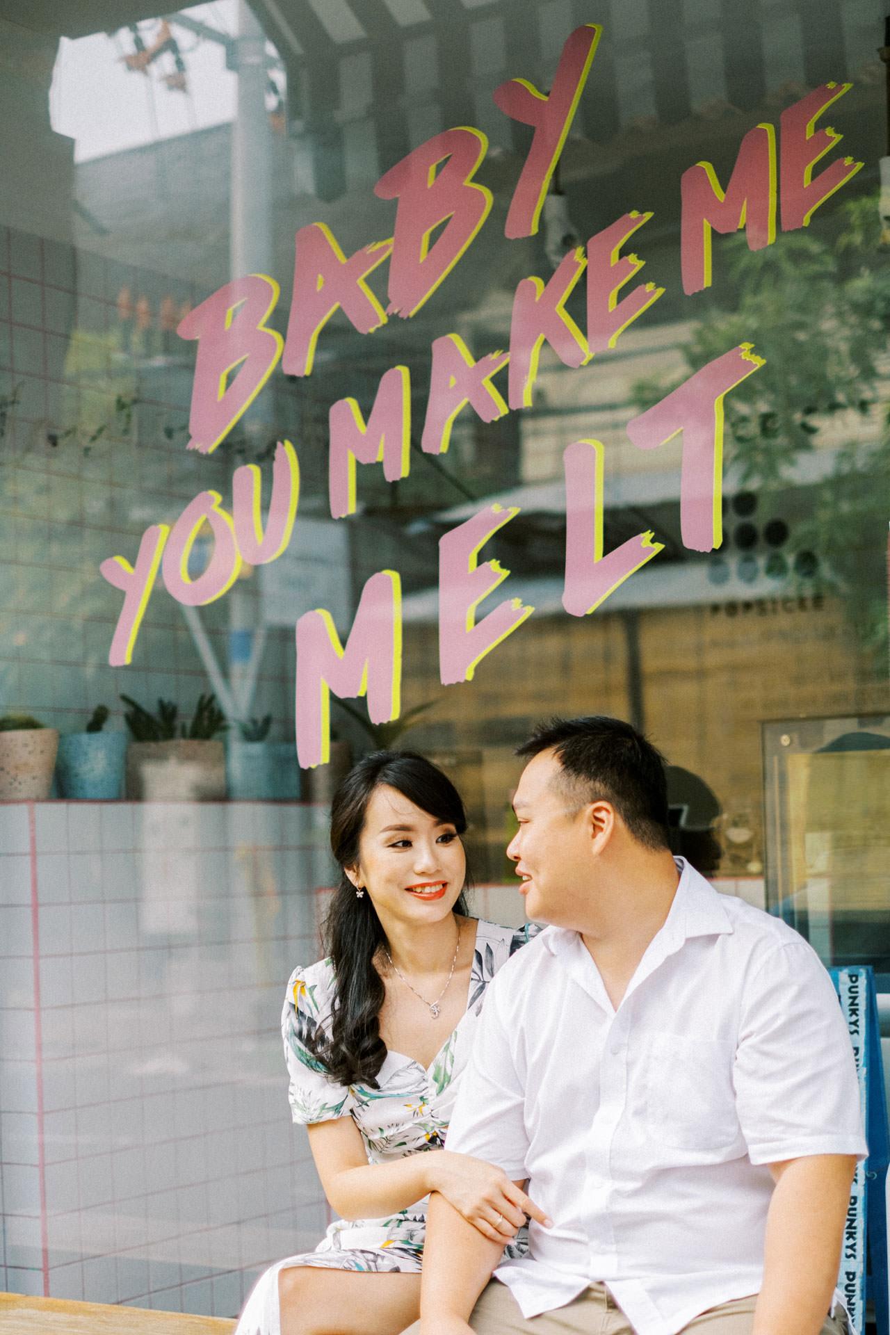 Seminyak Bali Couple Photoshoot 35