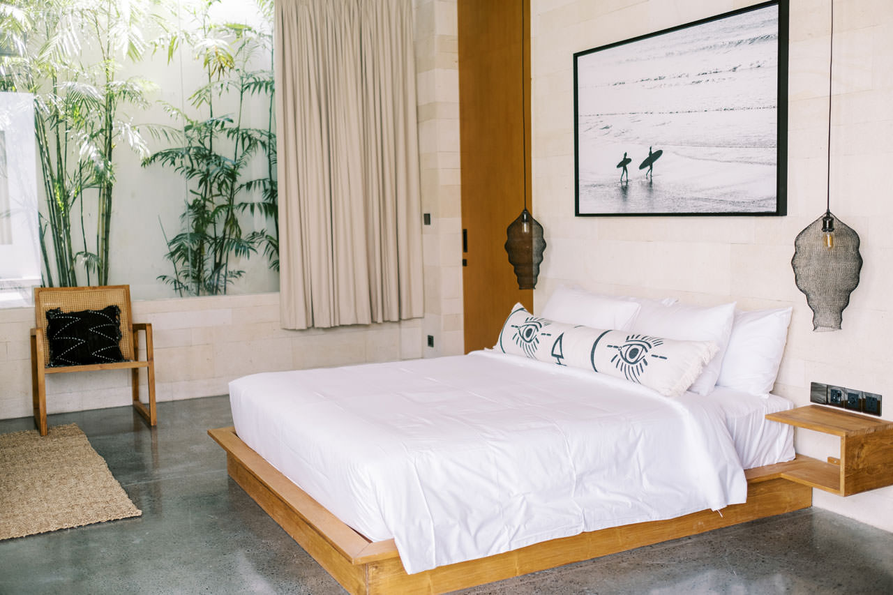 Indoor Photo Session with Modern Bali Interiors 4