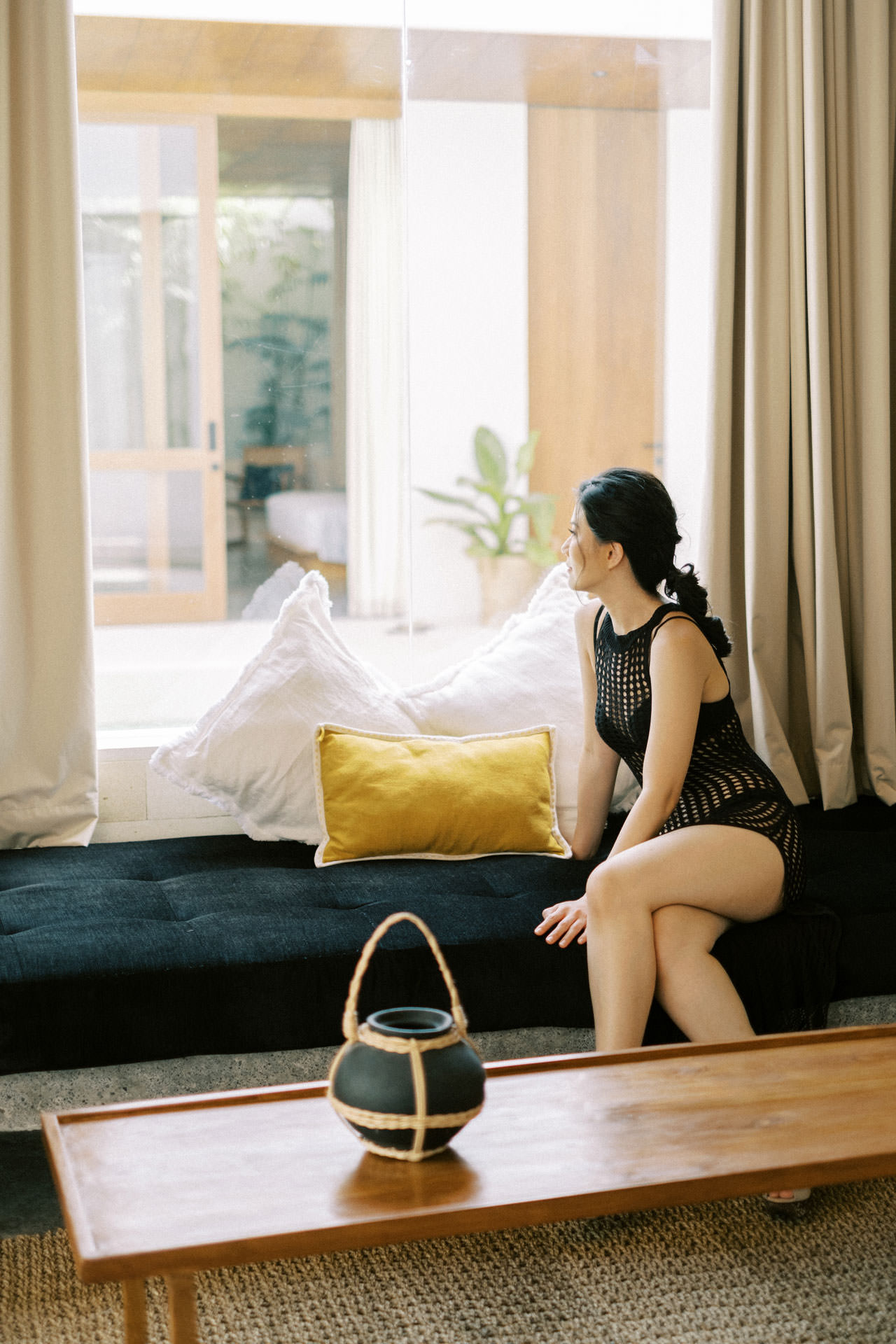 Indoor Photo Session with Modern Bali Interiors 17