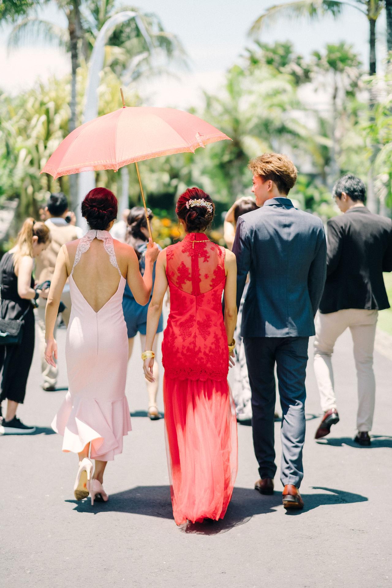 G&J: Breathtaking Bali Wedding at The Ungasan Clifftop Resort, Uluwatu 13