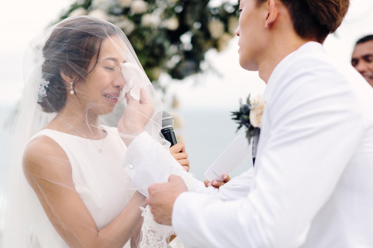 G&J: Breathtaking Bali Wedding at The Ungasan Clifftop Resort, Uluwatu 28