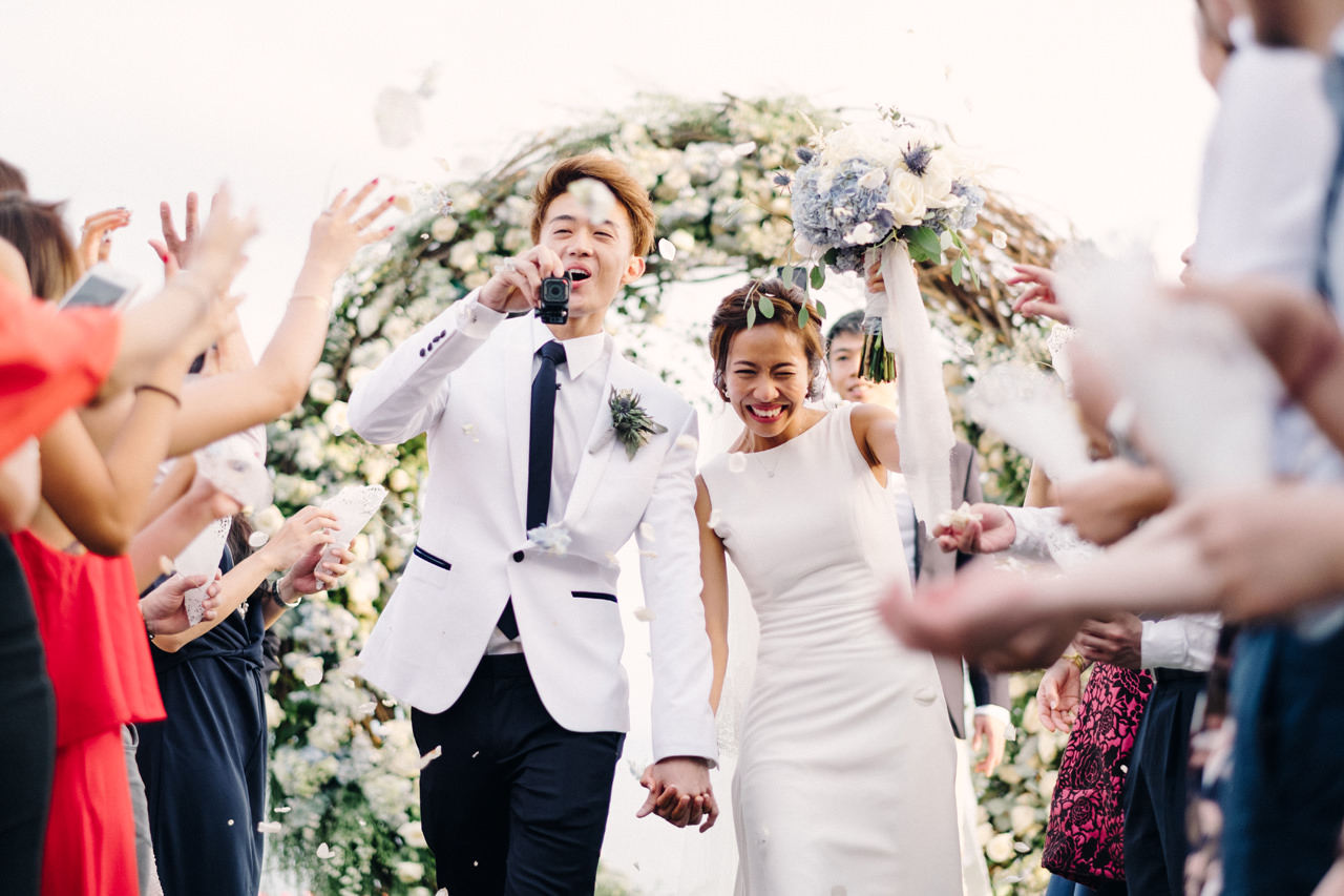 G&J: Breathtaking Bali Wedding at The Ungasan Clifftop Resort, Uluwatu 29