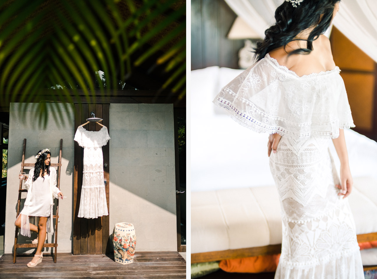 G&N: Bohemian Bali Wedding at Jeeva Saba 9