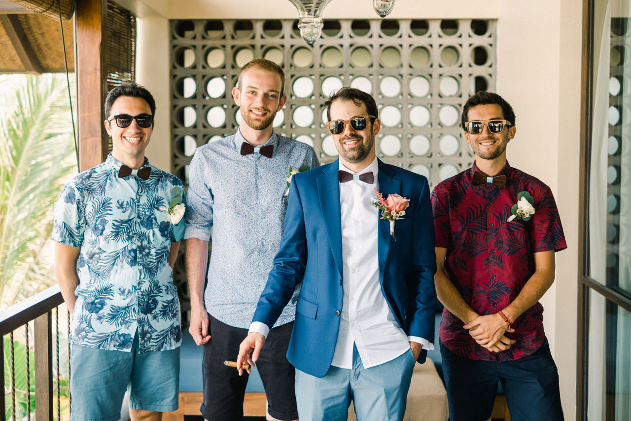 G&N: Bohemian Bali Wedding at Jeeva Saba 11