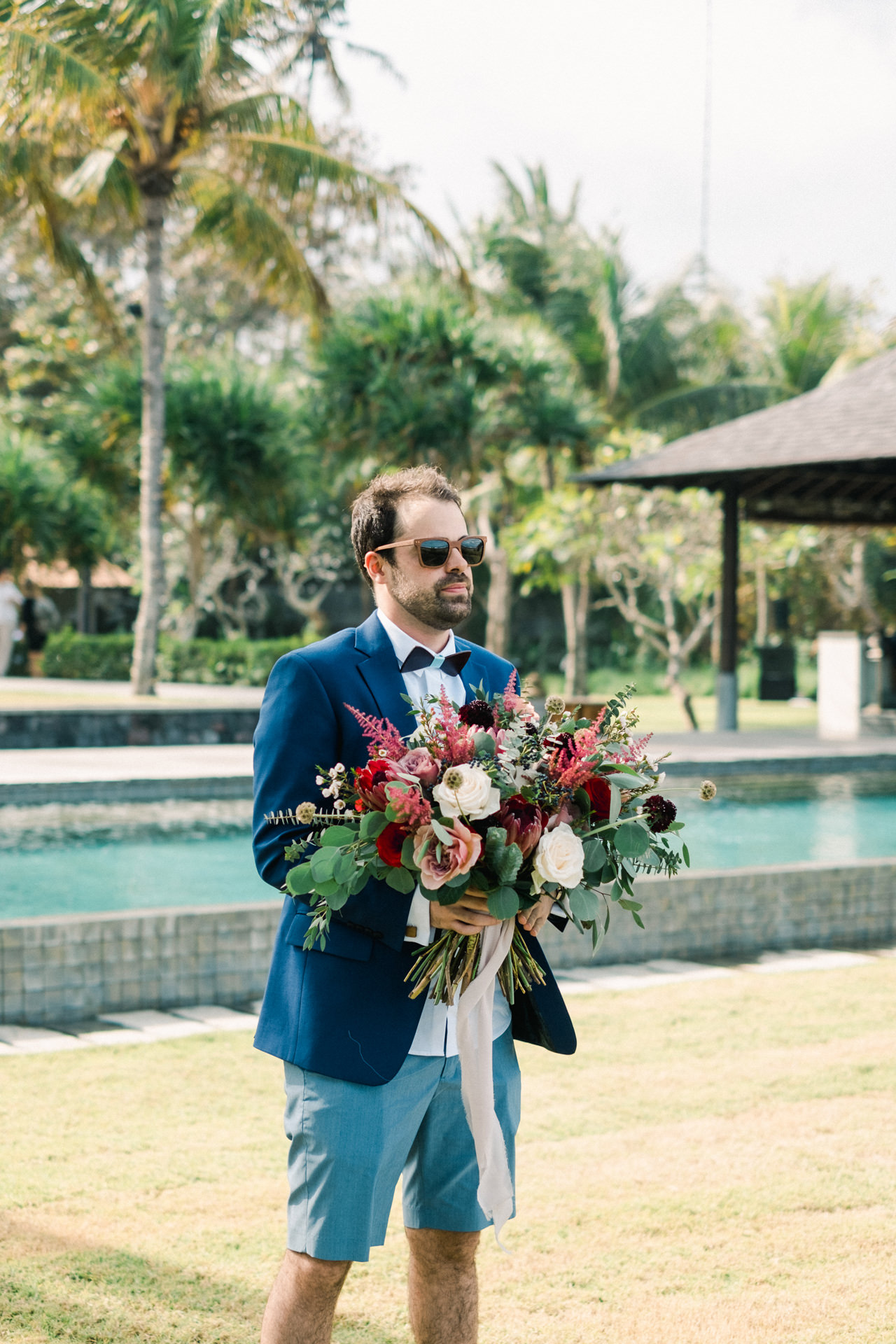 G&N: Bohemian Bali Wedding at Jeeva Saba 12