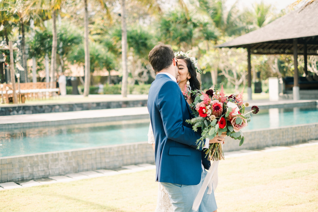 G&N: Bohemian Bali Wedding at Jeeva Saba 13