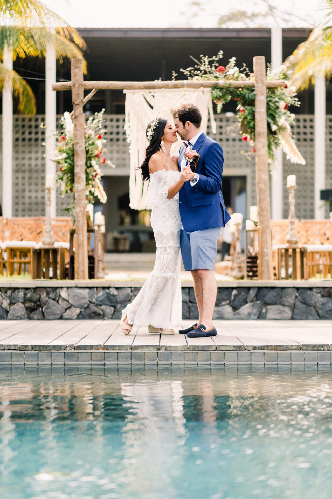 G&N: Bohemian Bali Wedding at Jeeva Saba 16